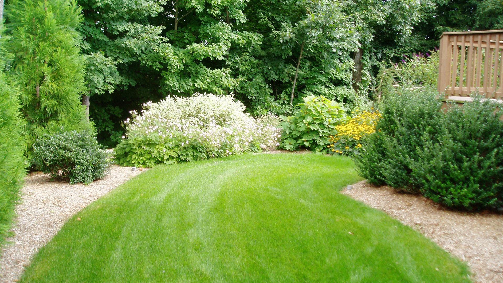 Landscape design and installation land designs unlimited llc for Landscape design and installation