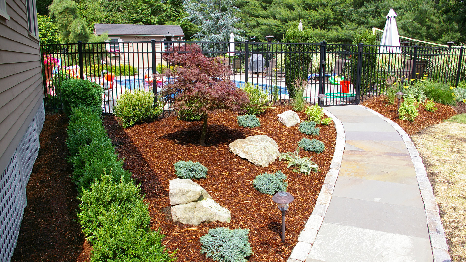 Landscape Design and Installation - LAND DESIGNS UNLIMITED LLC on Landscape Design Ideas  id=51240